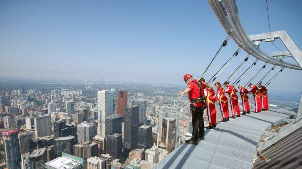 Toronto CNT Tower