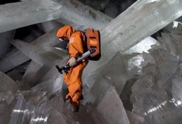 minas de hielo mexico