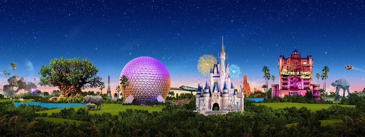entradas a Disney World en 2019