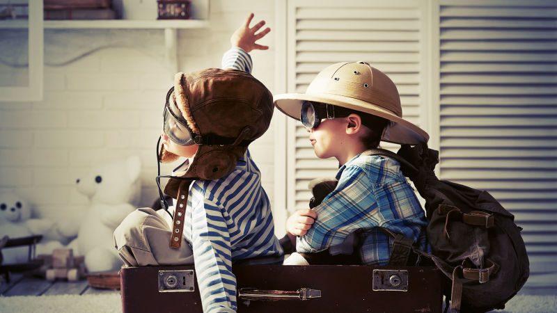 Lugares para ir de vacaciones con niños