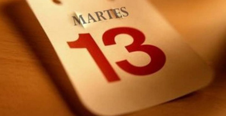 martes 13 supersticiones ritos