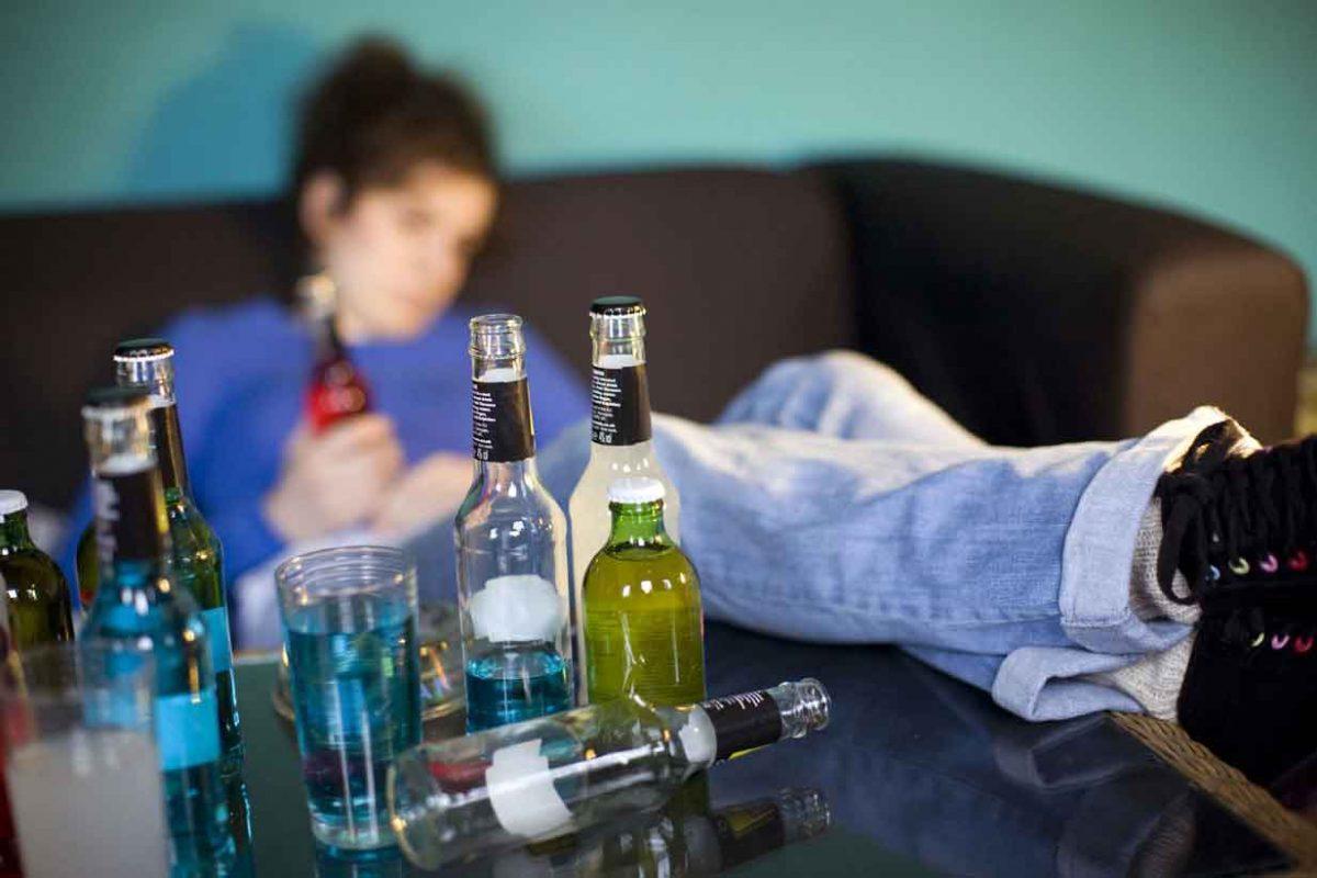 alcohol y jovenes