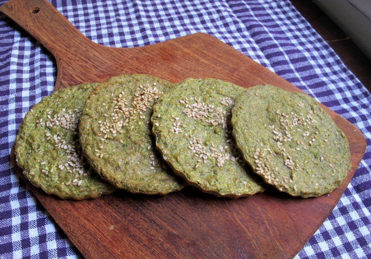 pan de brocoli