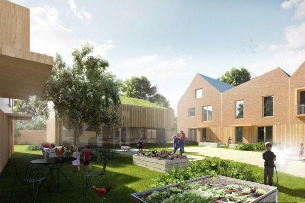 caracteristicas del cohousing