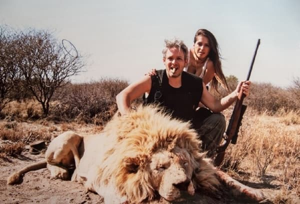 caza de animales