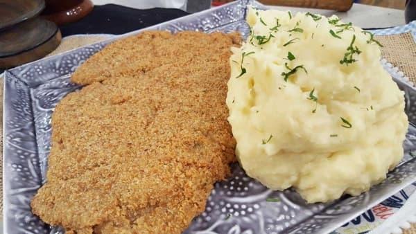 como hacer milanesa de pollo