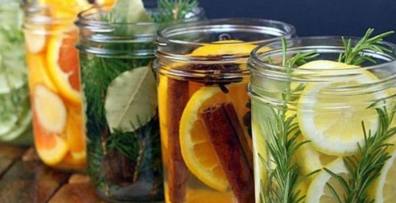 aromatizantes caseros