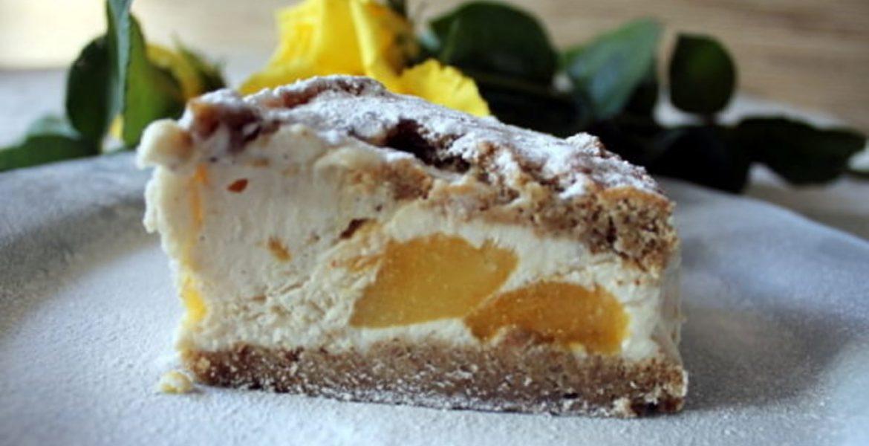 tarta de ricota y peras 1200