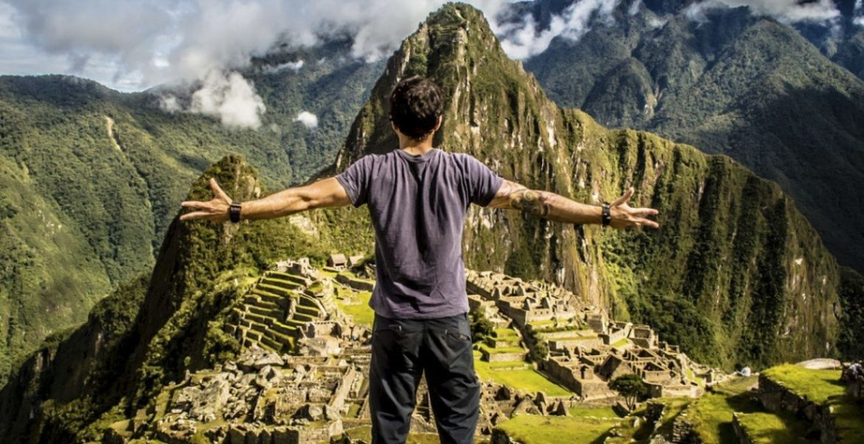 Lugares mágicos Machu Picchu