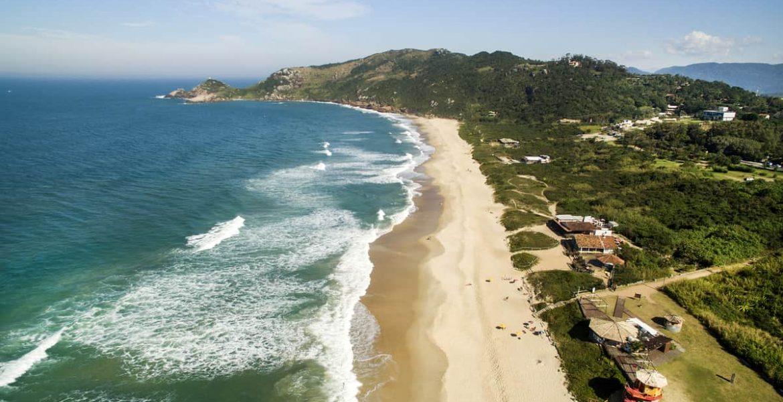 mejores playas de florianopolis