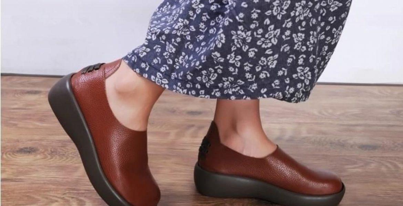 calzado en adultos mayores