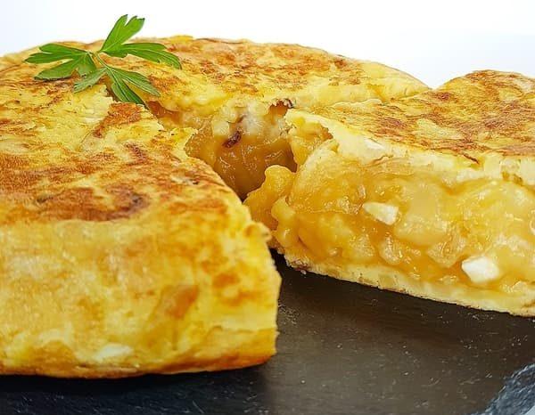 tortilla receta