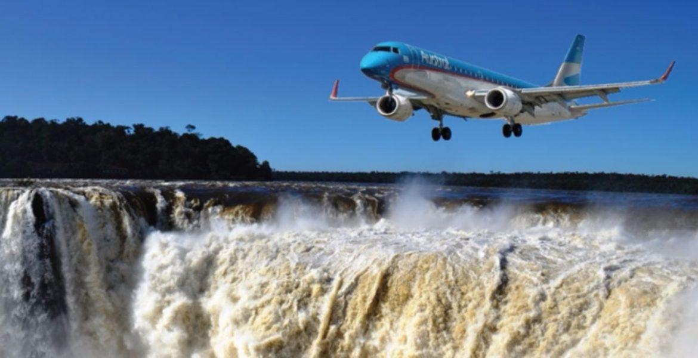 vuelos a cataratas