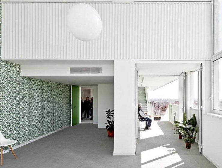 cohousing edificios