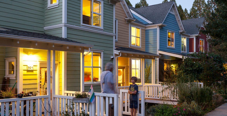 en qué consiste el cohousing