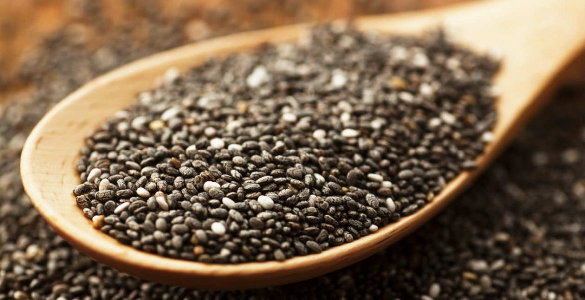 beneficios semillas chia