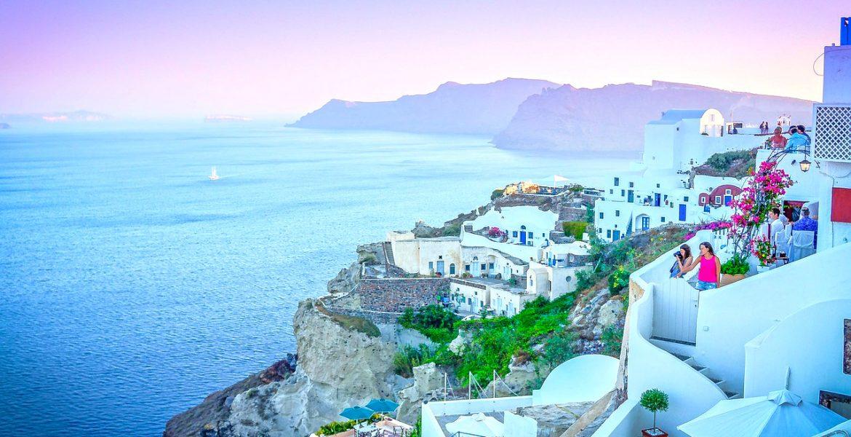 visita a las islas griegas