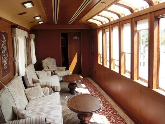 tren de lujo