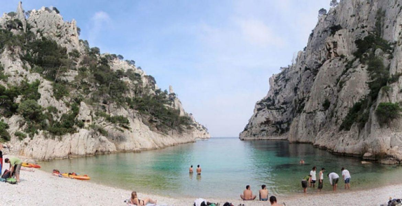 playas escondidas costa azul