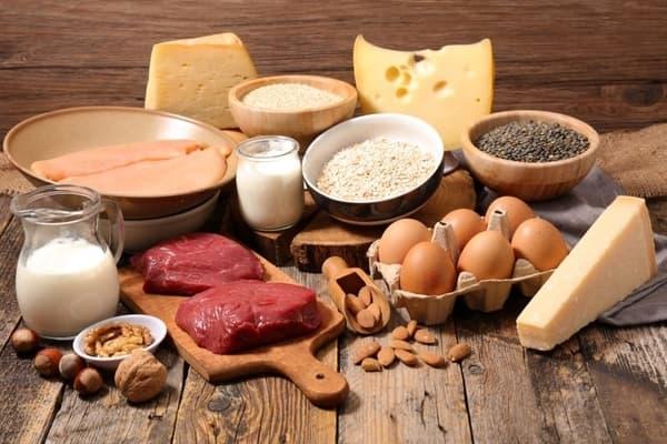 proteinas alimentacion saludable