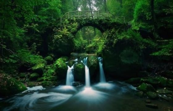 puente de hadas