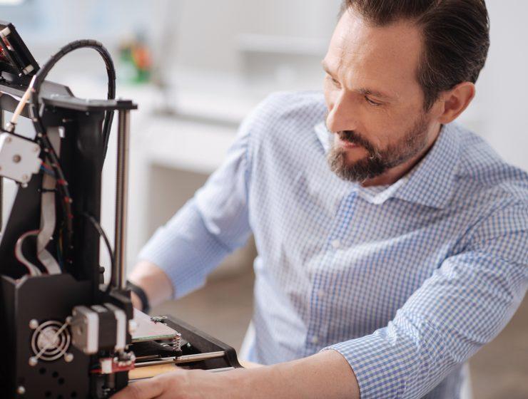 como funciona una impresora 3d