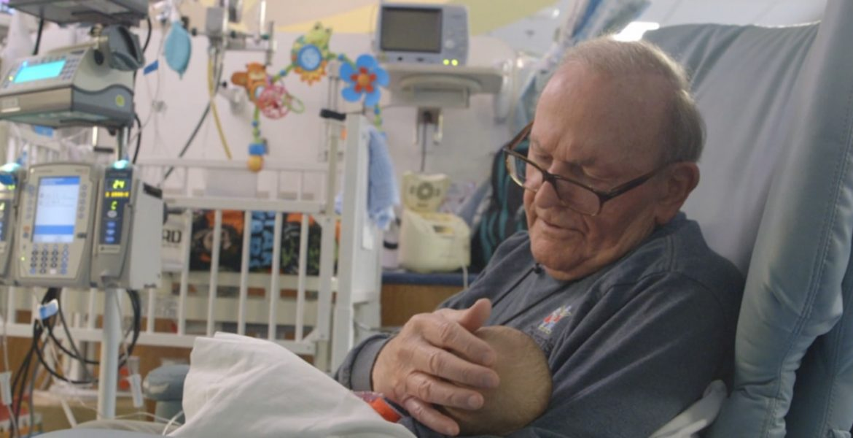 abuelo bebes prematuros