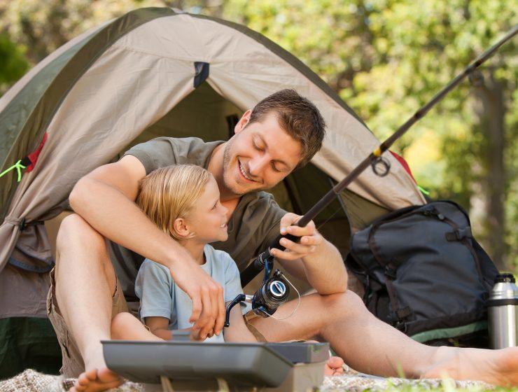 qué llevar a un camping