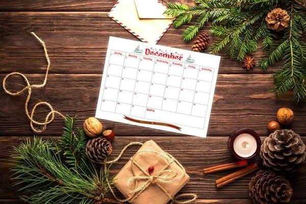 calendario fiestas 2019