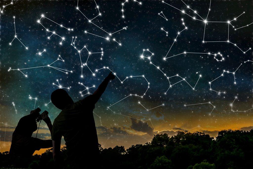 lluvias de estrellas