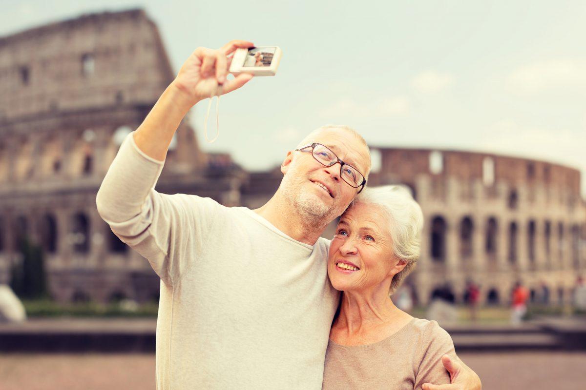 jubilados adonde ir