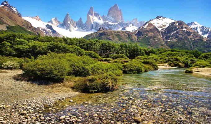 vacaciones en el sur de argentina