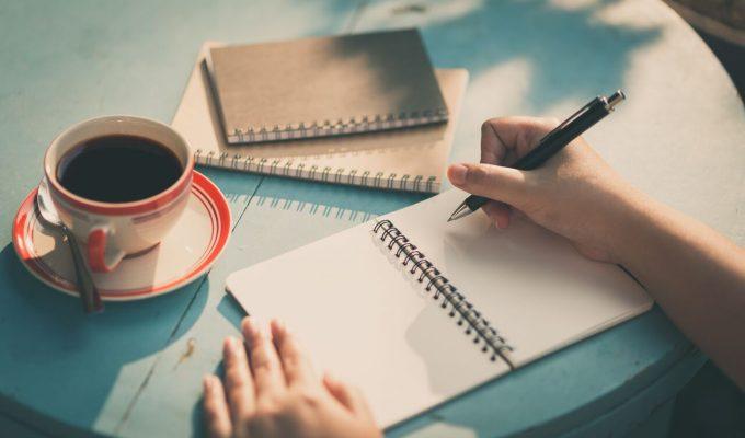escribir ayuda a relajarse