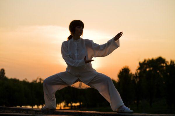 chi kung ejercicios