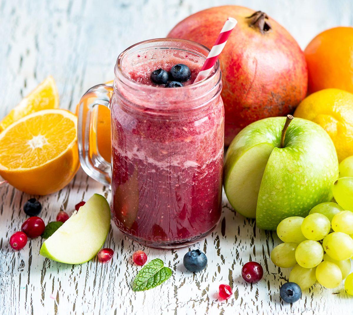 licuados de frutas