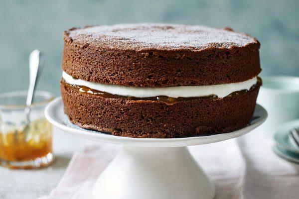 receta de la torta galesa negra