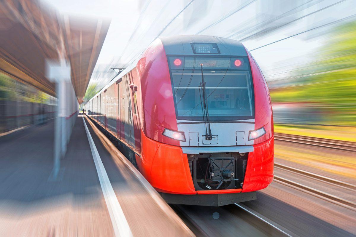 tren ciudad ecología medio transporte urbano Bigstock 1200