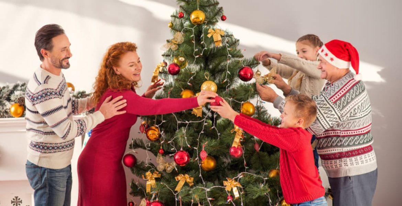 decorar para navidad nos da felicidad