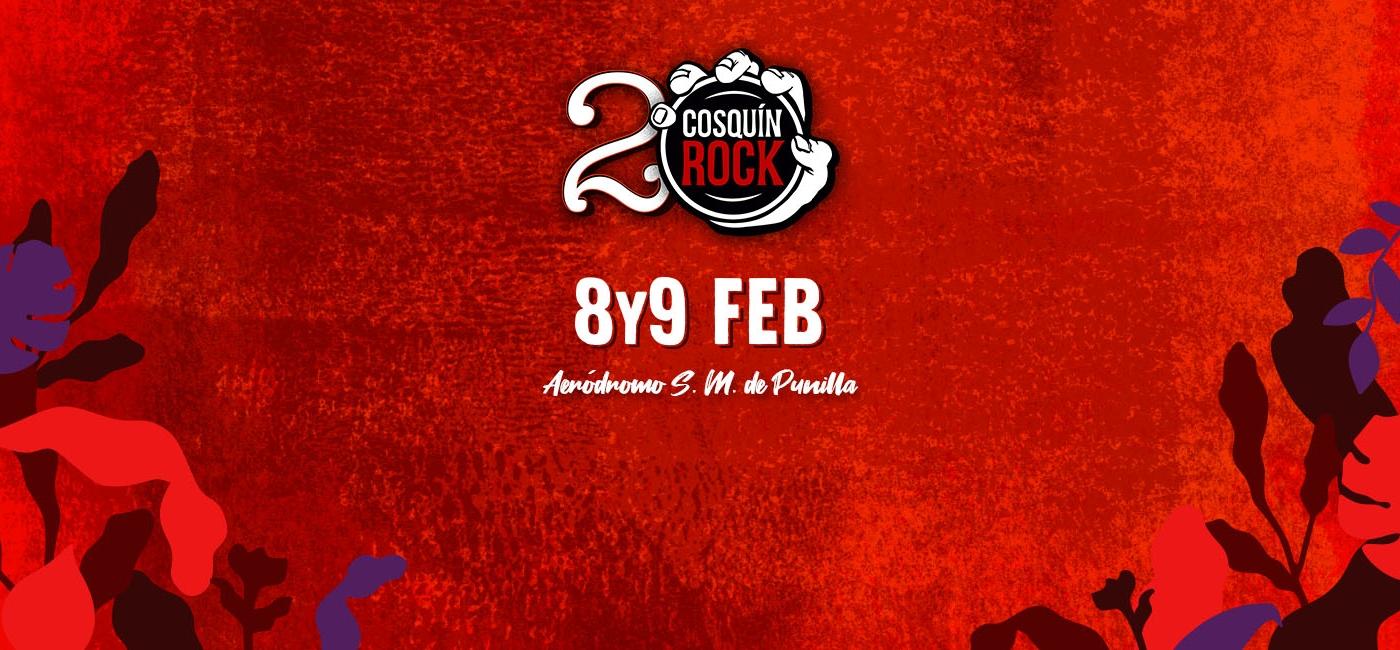 cosquin rock 2020 grilla