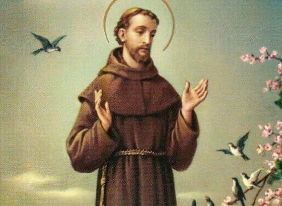 pesebre y san francisco de asis