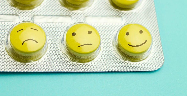 De perdida con peso efecto antidepresivos