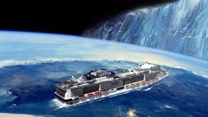 crucero tierra plana
