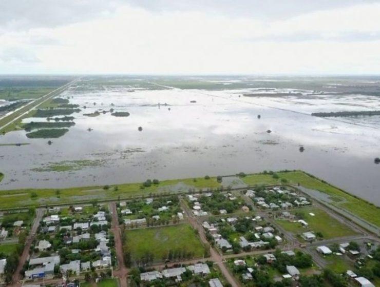 inundaciones norte argentino