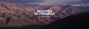 Argentina me enamoras