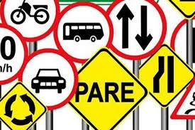 seguridad vial señales transito