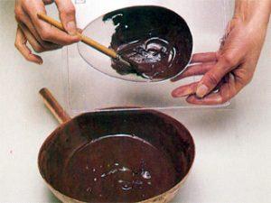 moldes para hacer huevos de pascua