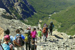 caminos de montaña