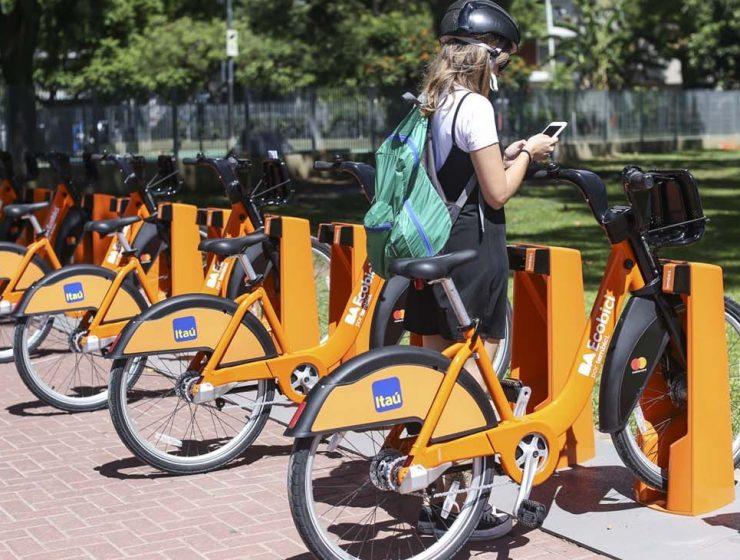 bicicletas en buenos aires sistema estaciones