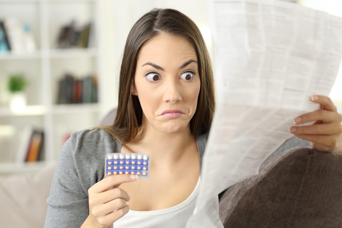 Dejar pastillas anticonceptivas bajar de peso