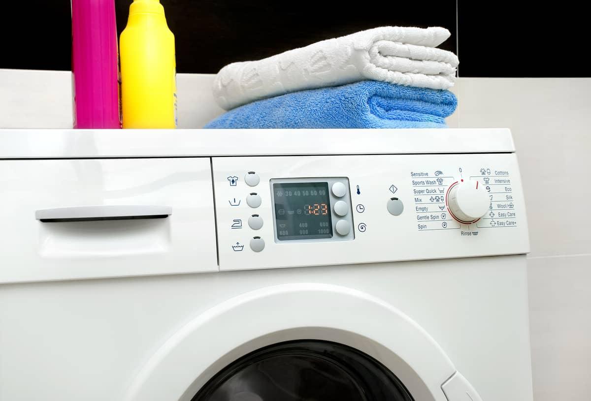 como limpiar el lavarropas
